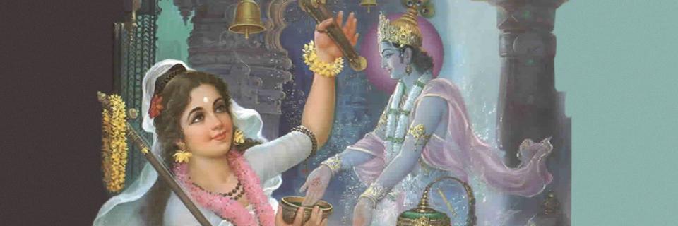 Bhakti een onmisbaar ingrediënt van het leven