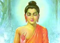 Geboorte van Boeddha