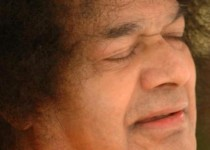 Sri Sathya Sai Baba over stilte