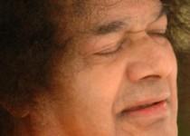Sri Sathya Sai Baba over stilte