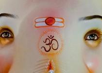 column Ganesha