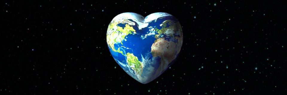 Liefde, het antwoord in woelige tijden