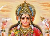 column Mata Durga