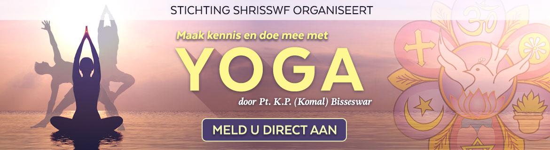 Yogalessen - een kennismaking