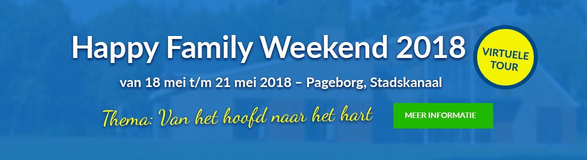 Happy Family Weekend 2018