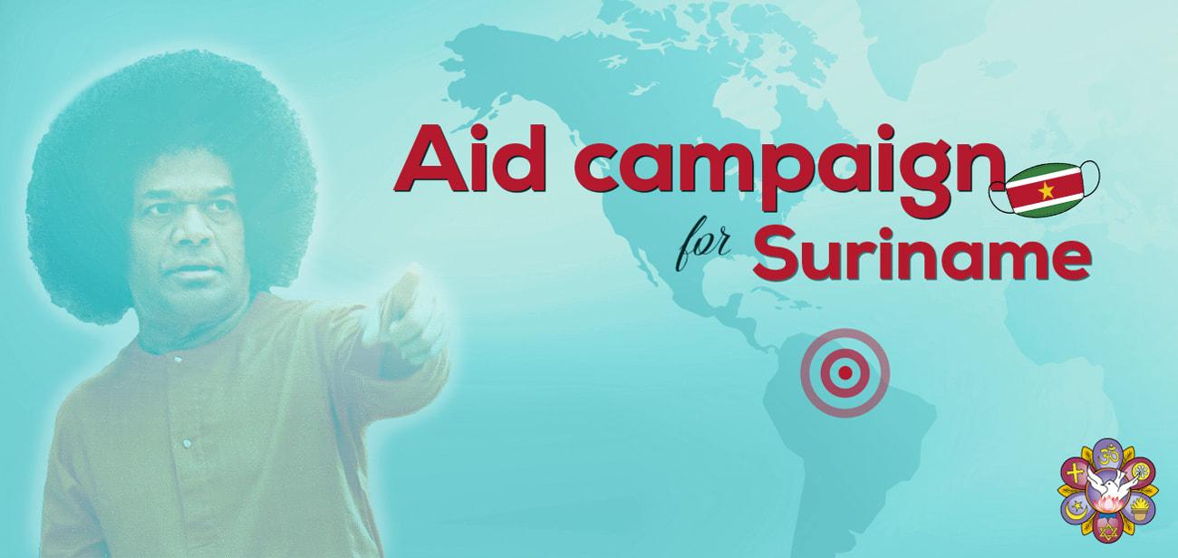Seva Project Suriname 2021